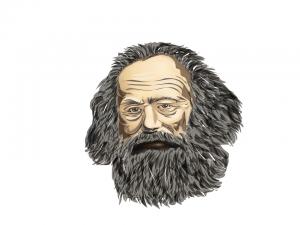 Karl Marx great philosopher/writer
