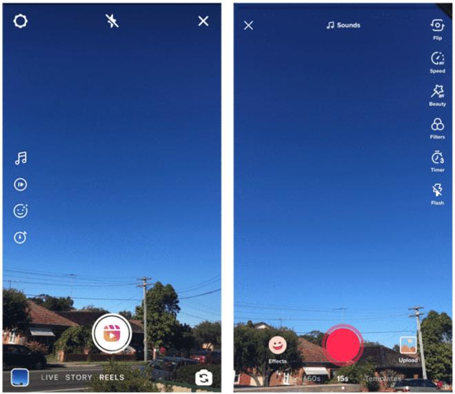 Instagram Reel Versus TikTok
