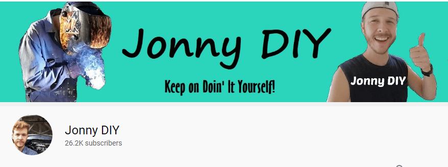 Affiliate Marketing with Jonny DIY